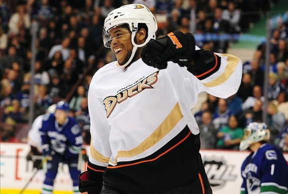 Devante-Smith Pelly scored the tying goal with  24 seconds left.