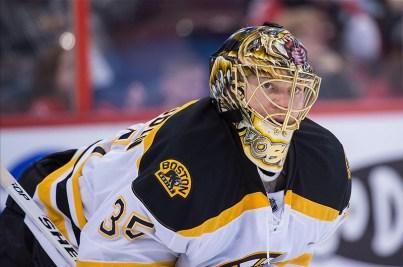 Anton Khudobin Bruins