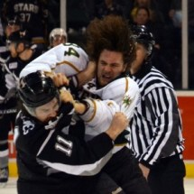 AHL Fight Texas San Antonio