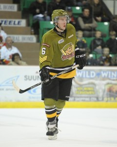 Dylan Blujus OHL