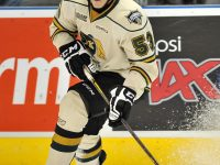 London Knights' Bo Horvat looking to take advantage of more responsibility (Aaron Bell/OHL Images)
