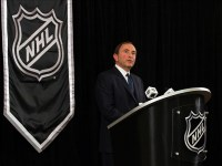 Gary Bettman runs the show. (Brad Penner-US PRESSWIRE)
