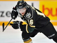 Could Mitch Marner join current teammate, Max Domi, as Arizona draft picks? (Terry Wilson/OHL Images.)