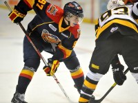 Connor McDavid: Top prize for the NHL draft lottery winner - the Edmonton Oilers. (Aaron Bell/OHL Images)