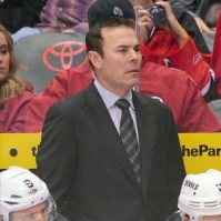 Coach Adam Oates needs to do more than take the Capitals to a first round playoff knockout (Matt Kartozian-US PRESSWIRE)
