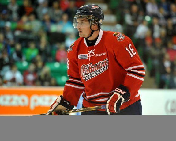 Tyler Biggs Leafs
