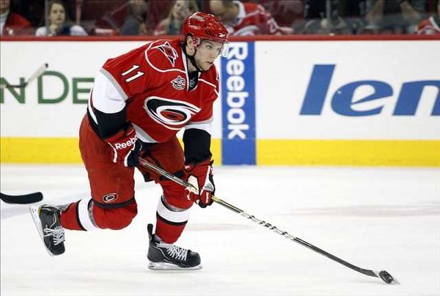 Zach Boychuk, Carolina Hurricanes