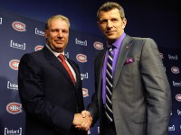 Michel Therrien and Marc Bergevin have done a great job building a winning team. (Eric Bolte-US PRESSWIRE)