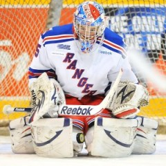 John Gibson, Kitchener Rangers, world juniors, Anaheim Ducks USA