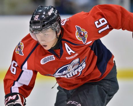 Kerby Rychel (Terry Wilson/OHL Images)