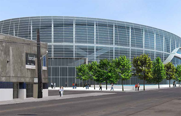 Investor victor coleman could help get the arena project off the