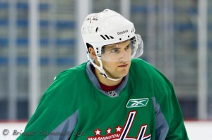 Taylor Stefishen Capitals prospects