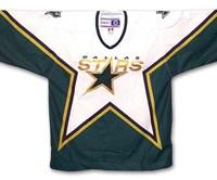old dallas stars nhl jersey