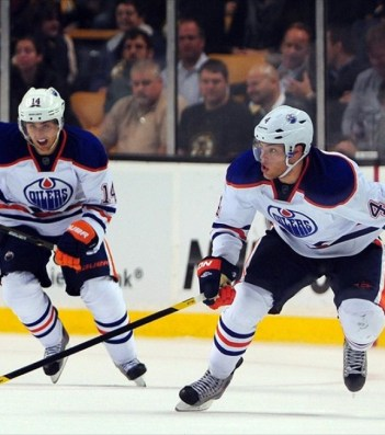 Edmonton Oilers 2013 Season Preview