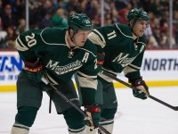 Since signing together, Zach Parise and Ryan Suter have played a huge part in the Wild's success. (Brace Hemmelgarn-USA TODAY Sports)