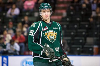 Everett's Mirco Mueller is rising up some draft boards (Photo by Christopher Mast)
