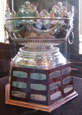 The Selke Trophy is awarded to best defensive forward in the NHL.