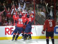 Caps Win 5-1, Ovechkin Quiets The Critics