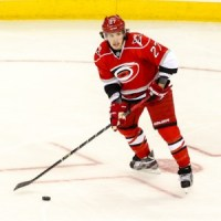 Justin Faulk has also missed games due to injury. (Andy Martin Jr.)