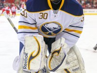 Murmurs of Ryan Miller coming to St. Louis continue to surface (Photo:  Andy Martin Jr)