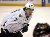 Fan favorite Colton Sceviour (Ross Bonander / THW)