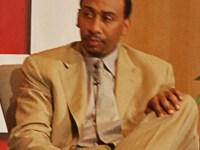 Stephen A. Smith suggested that Miami's winning streak is more impressive than Chicago's point streak.