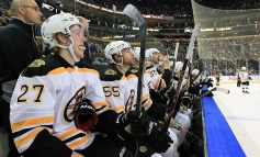 Boston Bruins: 2013 Midseason Grades