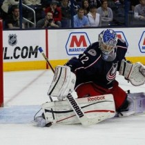 Sergei Bobrovsky is THW's 2013 Most Outstanding Goaltender. (Russell LaBounty-USA TODAY Sports)