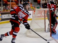 Josh Morrissey was one of the top puckmoving defenseman available for the 2013 NHL draft. [photo: David Chan]