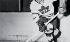 Maple Leafs By The Numbers: No. 5 - Bill Barilko