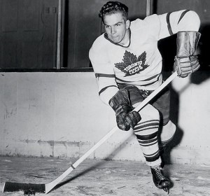 Toronto Defenseman  Bill Barilko, who passed away in a plane crash at age 24 in 1951.