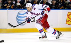 Rangers Depth Being Tested Early