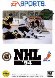 NHL '94 Cover Art