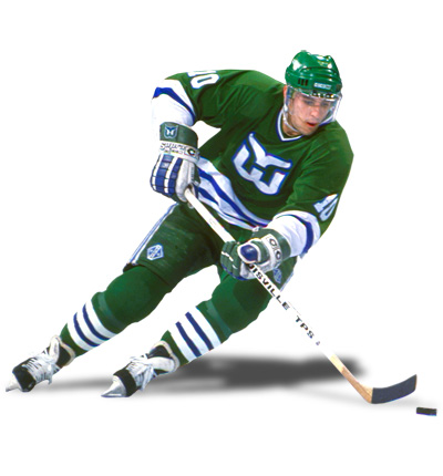 Ron Francis, Hartford Whalers