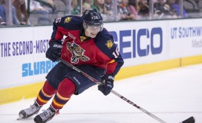 Aleksander Barkov Injured Against Detroit