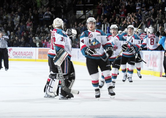 The Kelowna Rockets