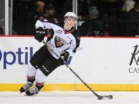 Mason Geertsen (Chris Relke/Vancouver Giants)
