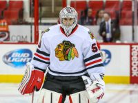 Corey Crawford reclaimed the Blackhawks crease - Photo Credit:  Andy Martin Jr