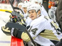 Chris Kunitz has lost a step this season. Could he be available for trade? (Photo Credit: Andy Martin Jr)