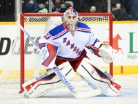 Cam Talbot could provide Henrik Lundqvist with some much needed rest this season. (Don McPeak-USA TODAY Sports)