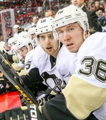 Is the Penguins' bench deep enough for a Cup run this season? (Andy Martin Jr)