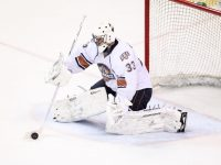 Ilya Bryzgalov is recalled by the Oilers after two starts for the OKC Barons (Steven Christy/OKC Barons)