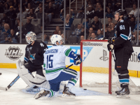 San Jose Sharks Far From Sharp in Fourth Straight Defeat