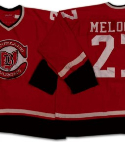 Cleveland Barons Jersey