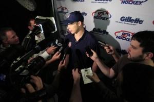 hockey's crazy eight