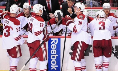 Coyotes Move AHL Franchise To Tucson