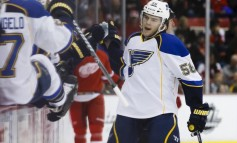 Magnus Paajarvi Seeking Comfortable Role With Blues