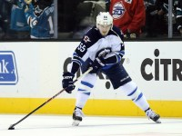 Mark Scheifele had a good rookie campaign, but will he experience any effects of a sophomore slump? (Kelley L Cox-USA TODAY Sports)