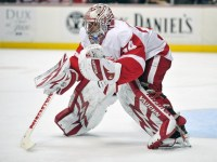 Will Daniel Vladar enjoy the same type of success in the NHL that Petr Mrazek has experienced thus far? (Gary A. Vasquez-USA TODAY Sports)