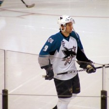 tom cavanagh, san jose sharks